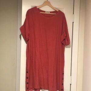 Madewell | shift dress